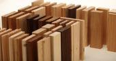 SECA S aus Profilholz gelegt