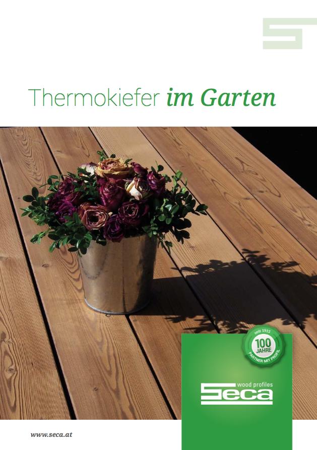 Logo Thermokiefer Broschüre