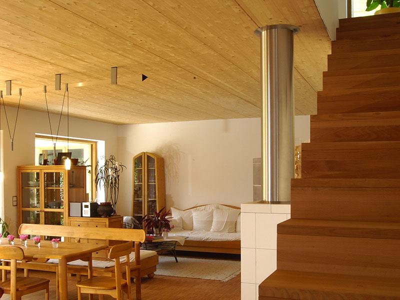 Innenraum Fichte Holzdecke Serafin Campestrini Gmbh Ihr Partner