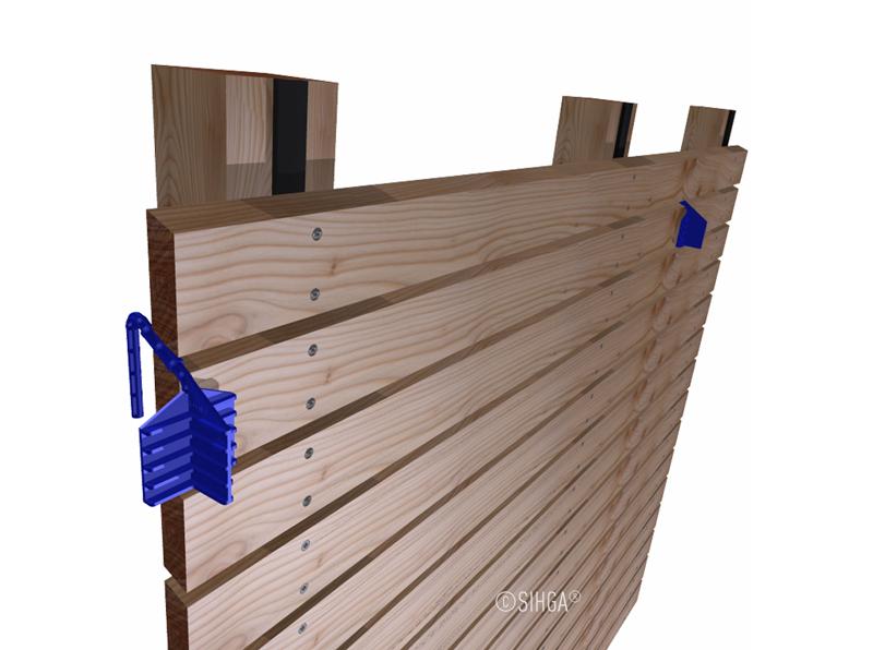 Befestigungssysteme F R Holzfassaden Montagefreundlich