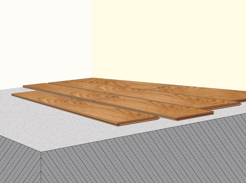 Holzboden Selber Verlegen Ganz Einfach