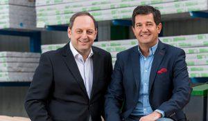 Geschäftsleitung Christian Loidl und Serafin Campestrini