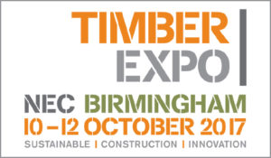 Timber Expo 2017 in Birmingham