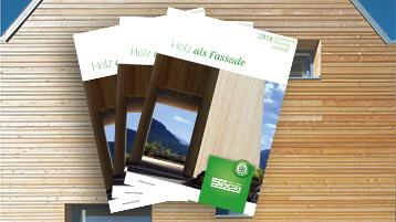 Holz als Fassade
