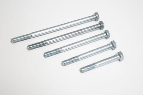 Sechskantschraube Edelstahl 10x110mm - 1