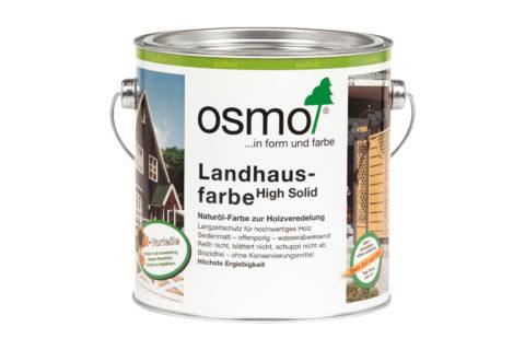 OSMO Landhausfarbe Tannengrün - 1