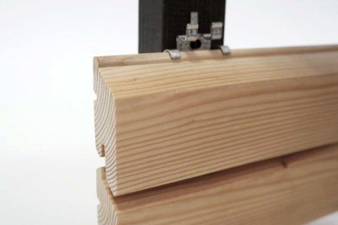 TIGA Fassadensystem Clip - 3