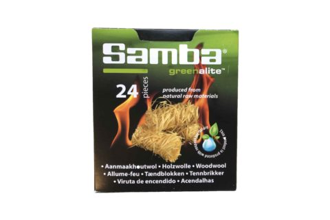 Samba Feueranzünder - 1