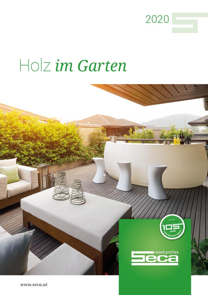 Katalog Garten