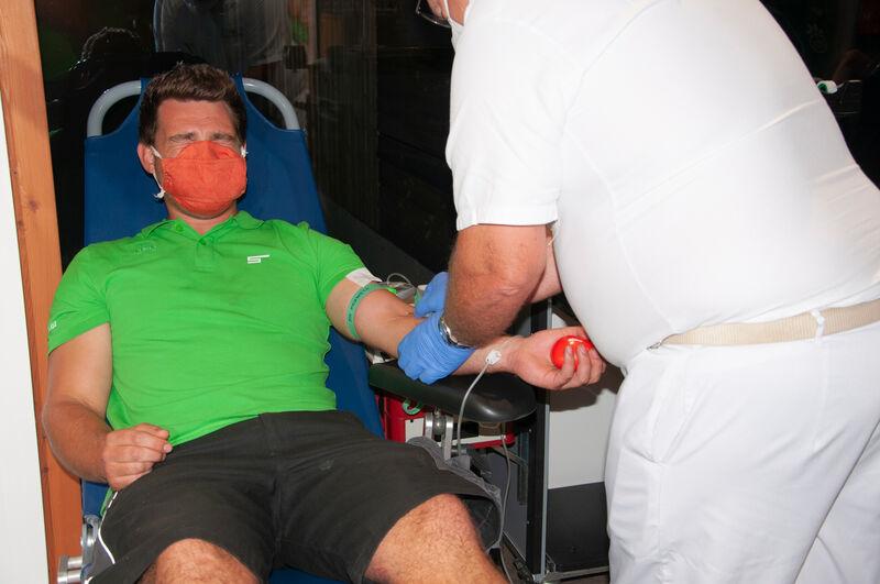 SECA Blutspenden September 2020