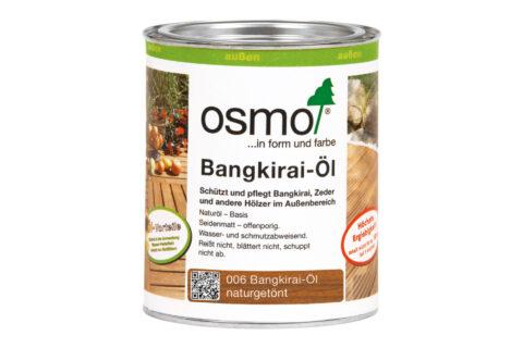 OSMO Bangkirai-Öl - 1