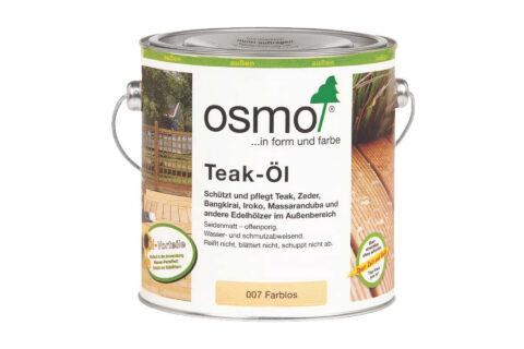 OSMO Teak-Öl farblos - 1