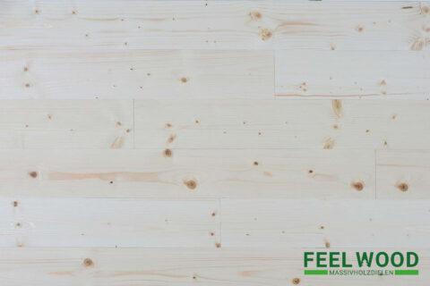Fichte nordisch Massivholzdiele A/B (2 x natur geölt) - 1