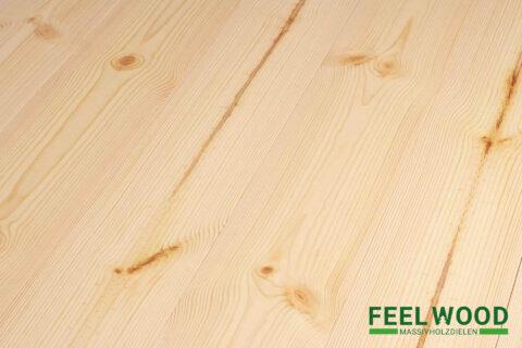 Kiefer nordisch Massivholzdiele A/B (2 x Edelmatt geölt/gebürstet) - 1
