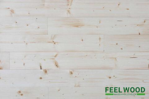 Fichte nordisch Massivholzdiele A/B (2 x Edelmatt geölt) - 1