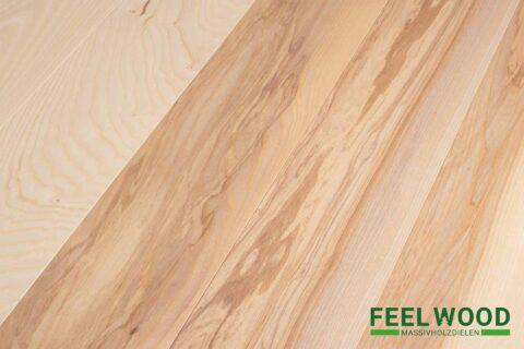 Esche europäisch Massivholzdiele Markant (2 x Edelmatt geölt/gebürstet) - 2