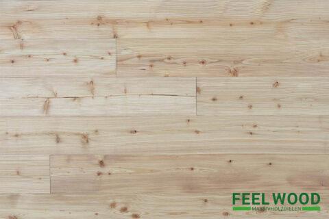 Lärche sibirisch Massivholzdiele A/B (2 x natur geölt) - 1