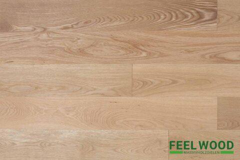 Eiche Massivholzdiele Select (2 x natur geölt/gebürstet) - 1