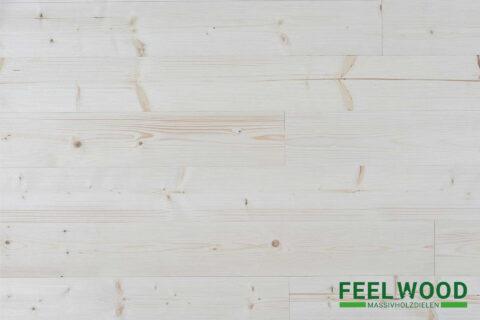 Fichte nordisch Massivholzdiele A/B (gebürstet) - 1