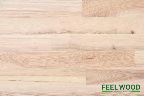 Esche europäisch Massivholzdiele Markant (2 x Edelmatt geölt) - 1