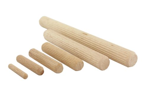 Holzdübeln Buche (verschiedene Dimensionen) - 1