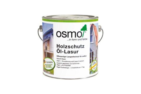 OSMO Holzschutz-Öl-Lasur - 1