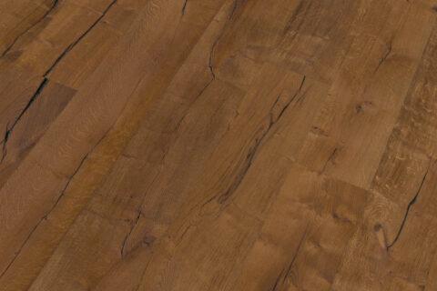 Eiche Landhausdiele Axewood Arosa (geräuchert/oxidativ natur geölt/gehackt) - 1